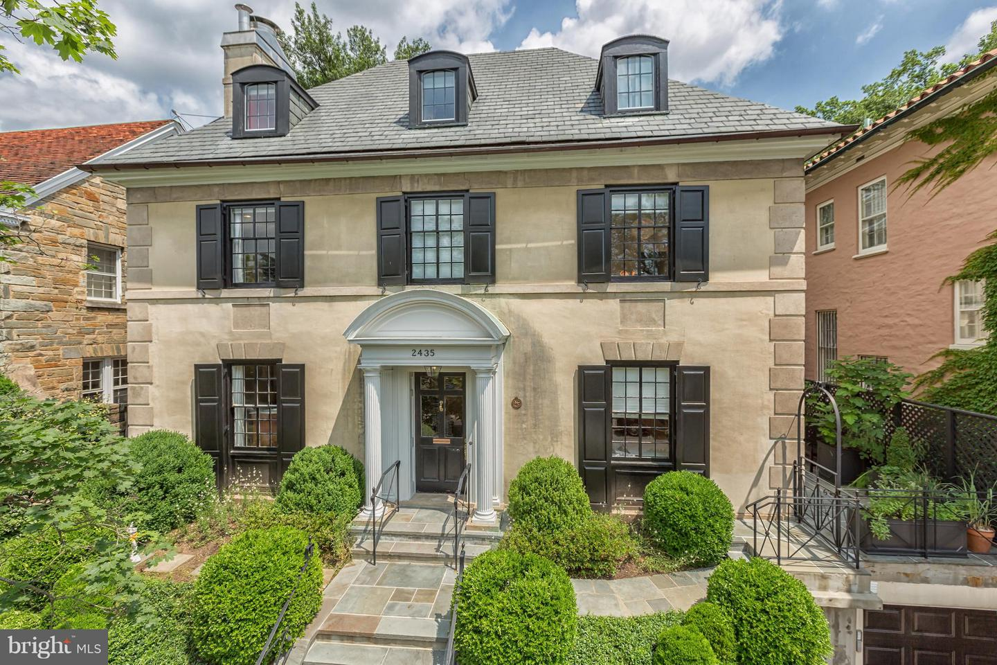 Single Family for Sale at 2435 Tracy Pl NW Washington, District Of Columbia 20008 United States