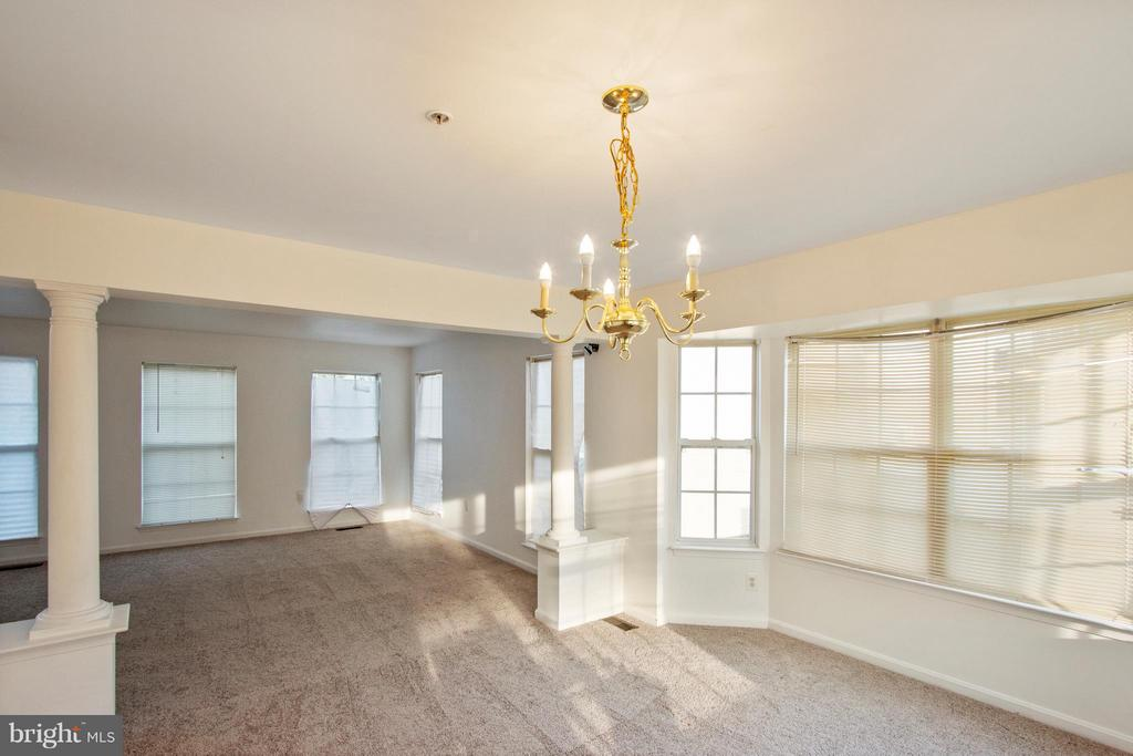 Dining Room - 3701 HILL PARK DR, TEMPLE HILLS