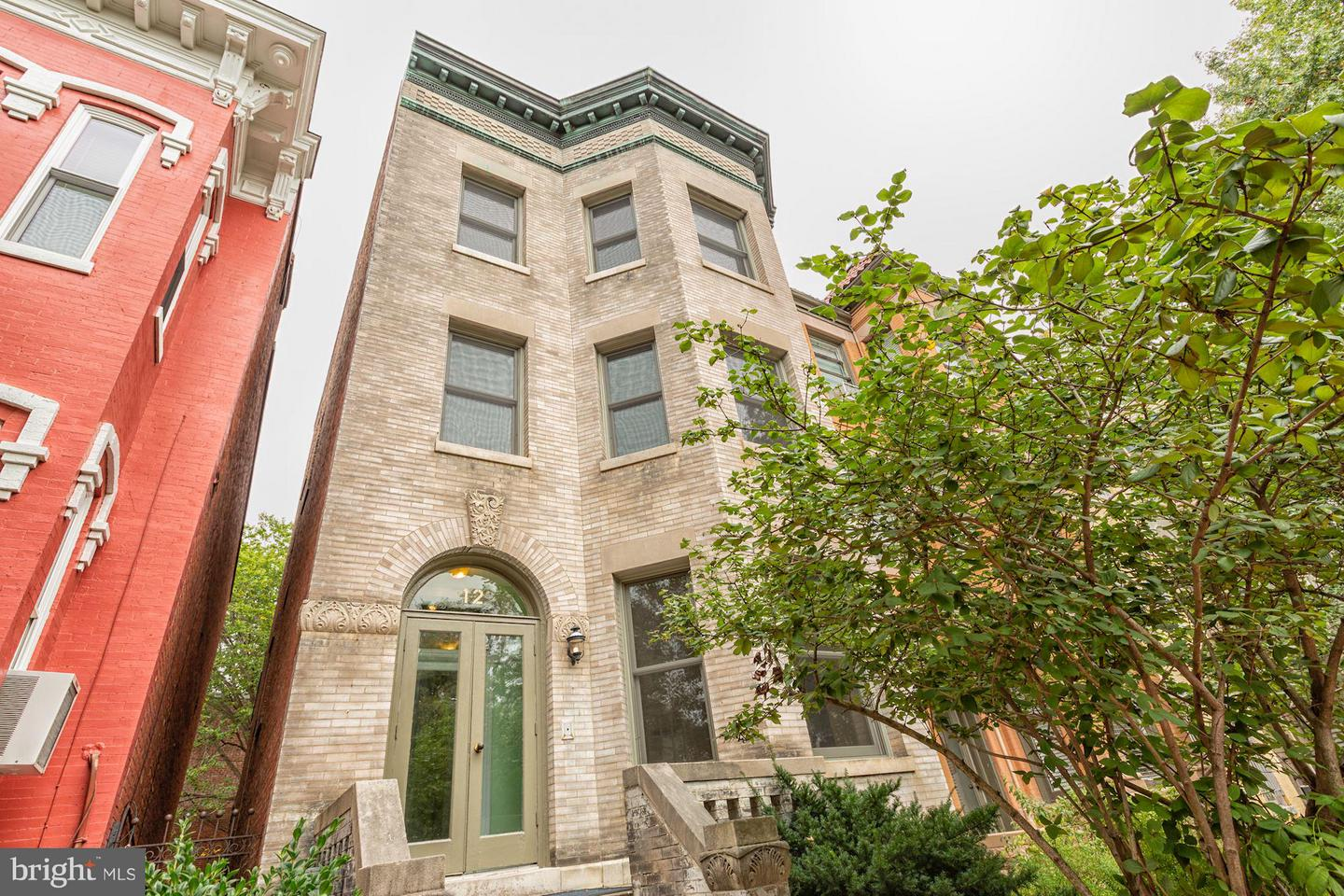 Single Family Home for Sale at 12 3rd St SE 12 3rd St SE Washington, District Of Columbia 20003 United States