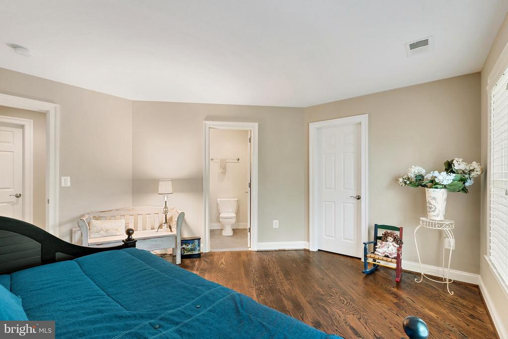 Bedroom 3 - 8100 LONGTREE RD, MANASSAS