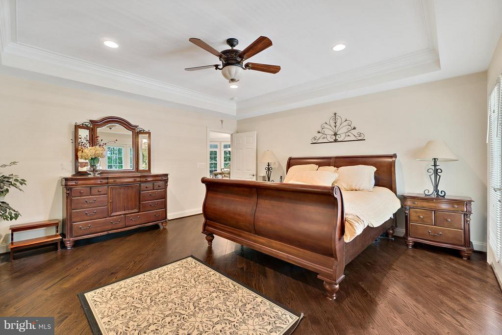 Bedroom (Master) Main Level - 8100 LONGTREE RD, MANASSAS