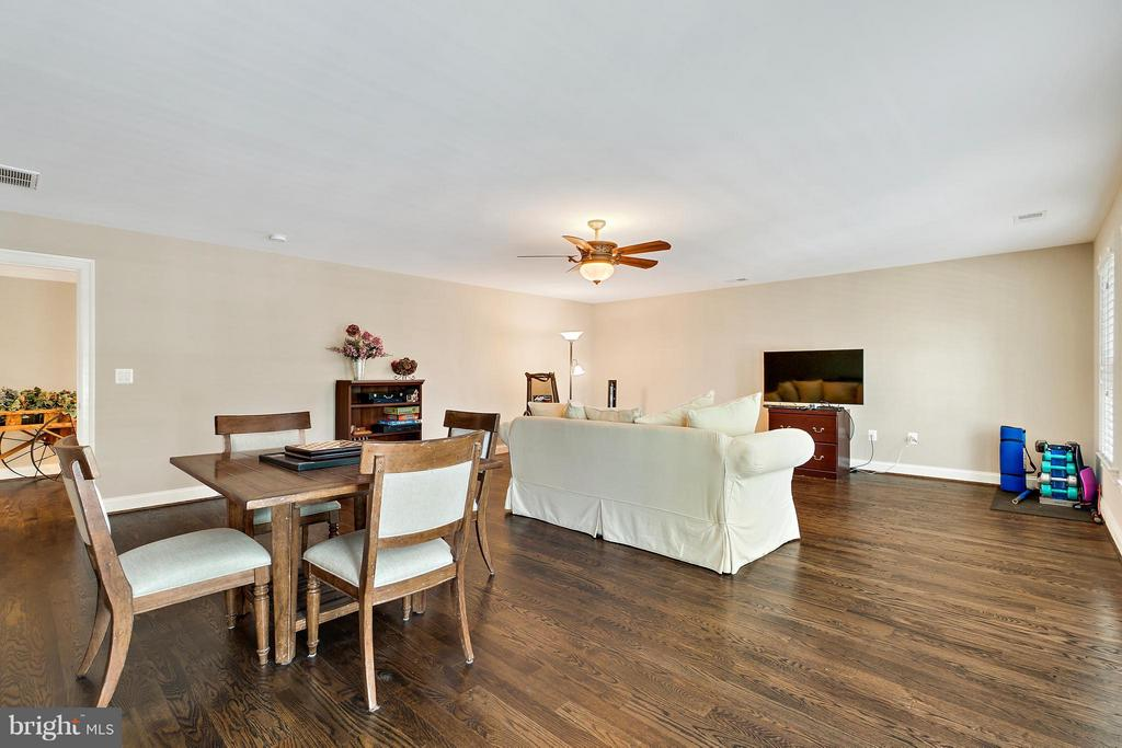 2nd Story Family Room - 8100 LONGTREE RD, MANASSAS