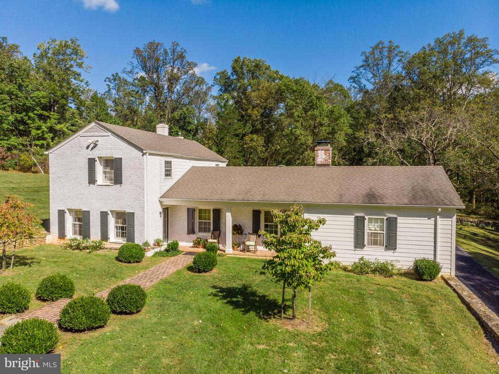 3565  PRINCE ROAD, Marshall in FAUQUIER County, VA 20115 Home for Sale