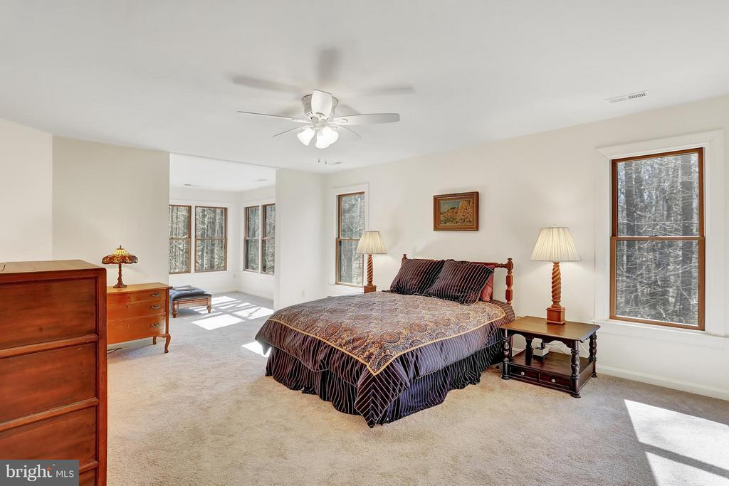 Bedroom (Master) - 11727 LAKEWOOD LN, FAIRFAX STATION