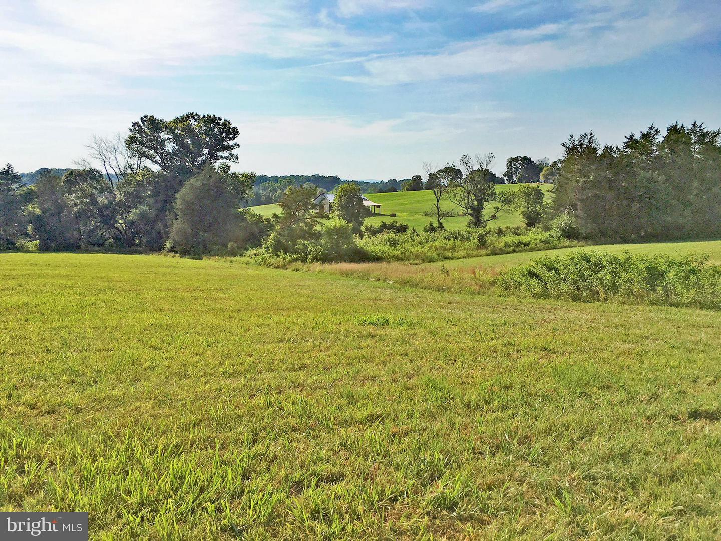 Single Family for Sale at 17247 Rhodes Ln Jeffersonton, Virginia 22724 United States