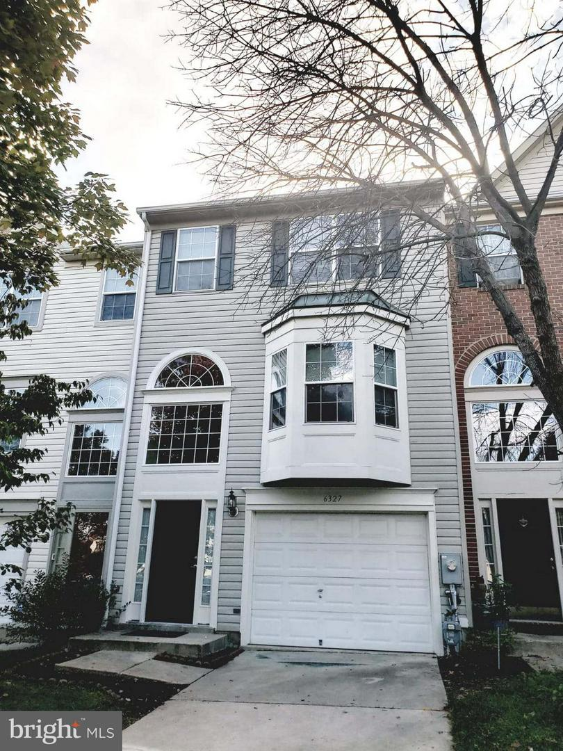 Other Residential for Rent at 6327 Gray Sea Way Columbia, Maryland 21045 United States
