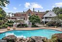 In-ground Heated Pool & Fountain - 5605 SILVER OAK CT, ROCKVILLE