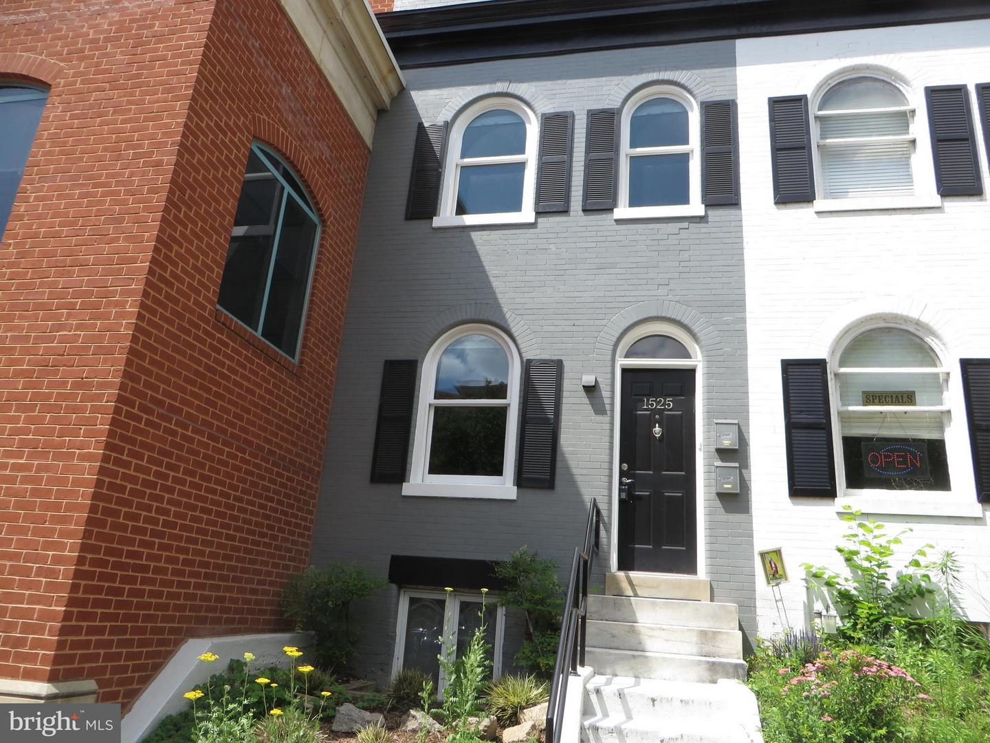 Other Residential for Rent at 1525 King St Alexandria, Virginia 22314 United States