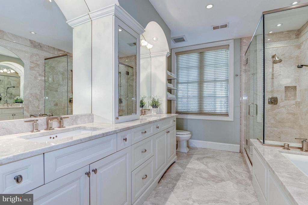 Master bath - 1821 23RD ST NW, WASHINGTON