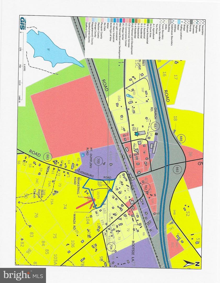 Land for Sale at 0 Stevensburg Rd Brandy Station, Virginia 22714 United States