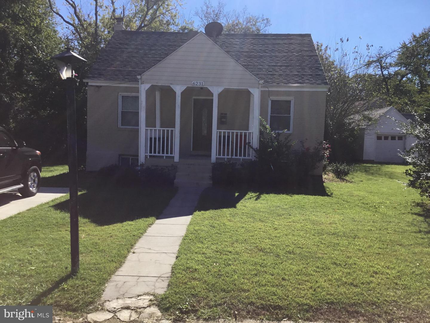 Single Family for Sale at 6231 Landover Rd Cheverly, Maryland 20785 United States