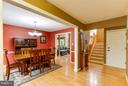 Welcome home! - 17296 CEDAR BLUFF CT, ROUND HILL