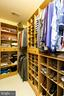 Master closet #2 - 17296 CEDAR BLUFF CT, ROUND HILL