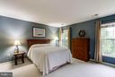 Master Bedroom - 17296 CEDAR BLUFF CT, ROUND HILL