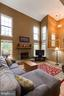 Two-story Family room - 17296 CEDAR BLUFF CT, ROUND HILL