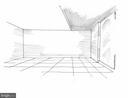 patio - 1800 OLD MEADOW RD #108, MCLEAN