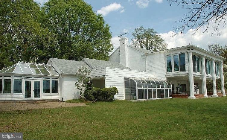 Exterior (Rear) - 10606 BELMONT BLVD, LORTON