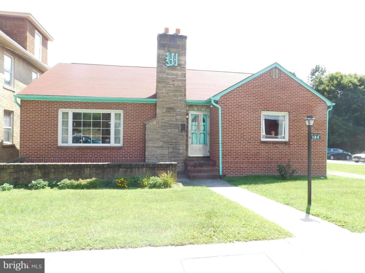 Single Family for Sale at 132 Church St Westernport, Maryland 21540 United States