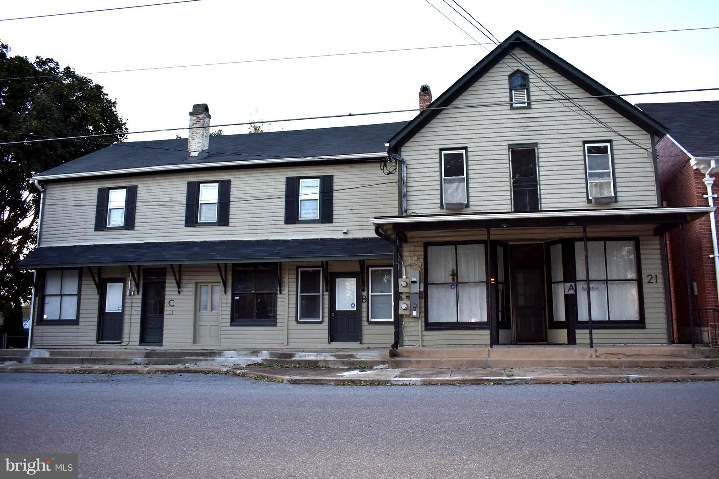 Other Residential for Rent at 21 Pennsylvania Ave W #b Walkersville, Maryland 21793 United States