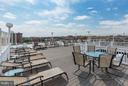 Roof Top Deck (1 of 2) - 1601 18TH ST NW #807, WASHINGTON