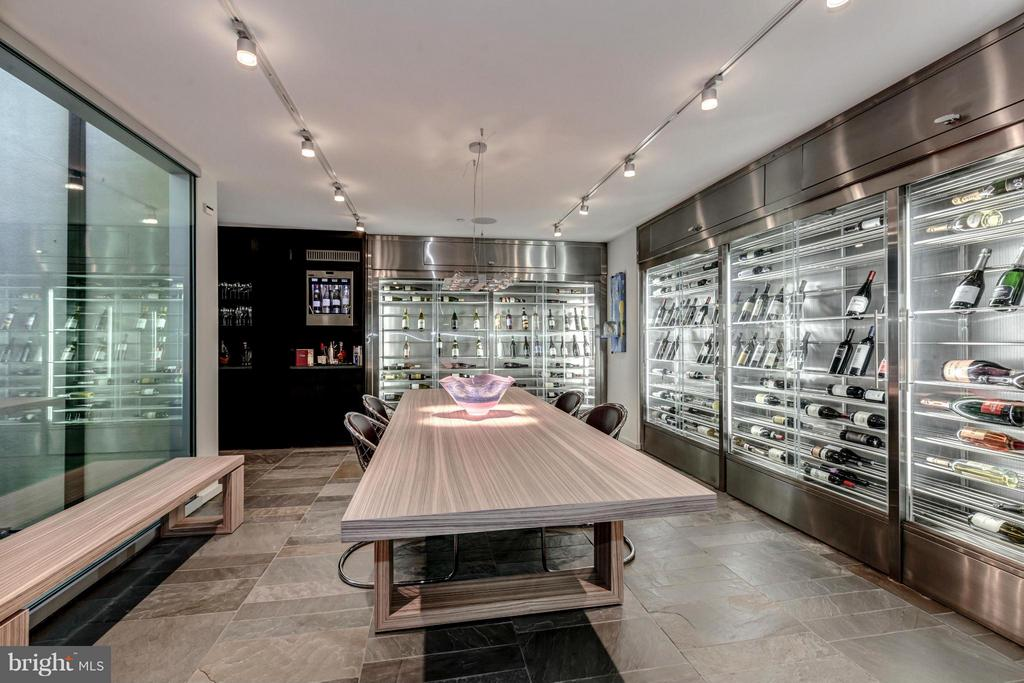 Wine Room - 2815 WOODLAND DR NW, WASHINGTON