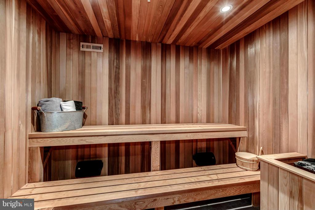 Sauna - 2815 WOODLAND DR NW, WASHINGTON