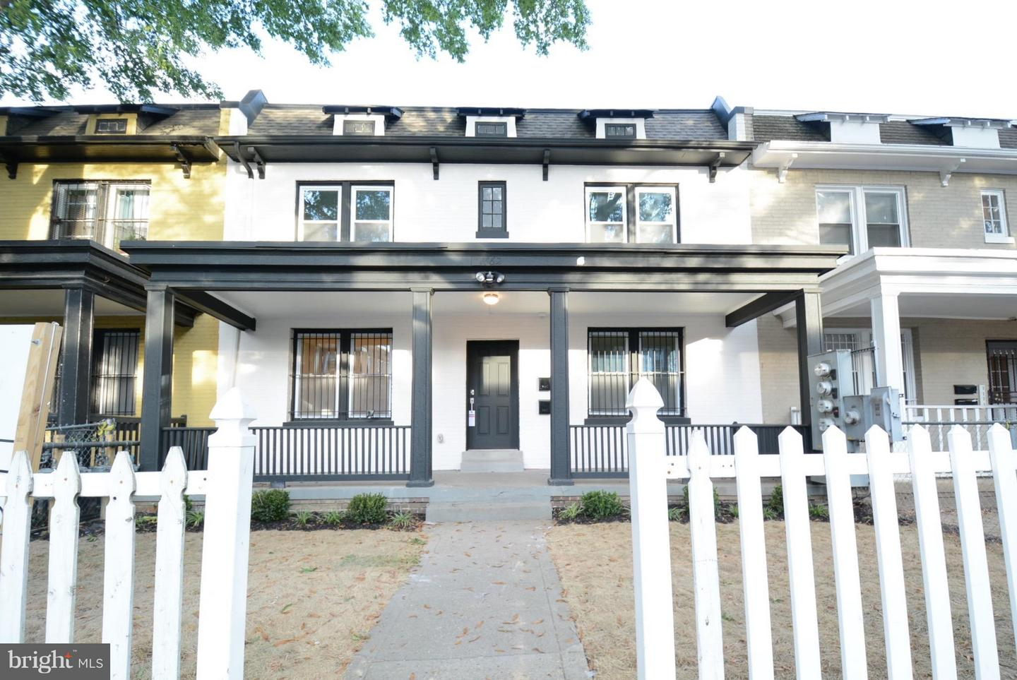 Single Family for Sale at 1662 West Virginia Ave NE #3 Washington, District Of Columbia 20002 United States