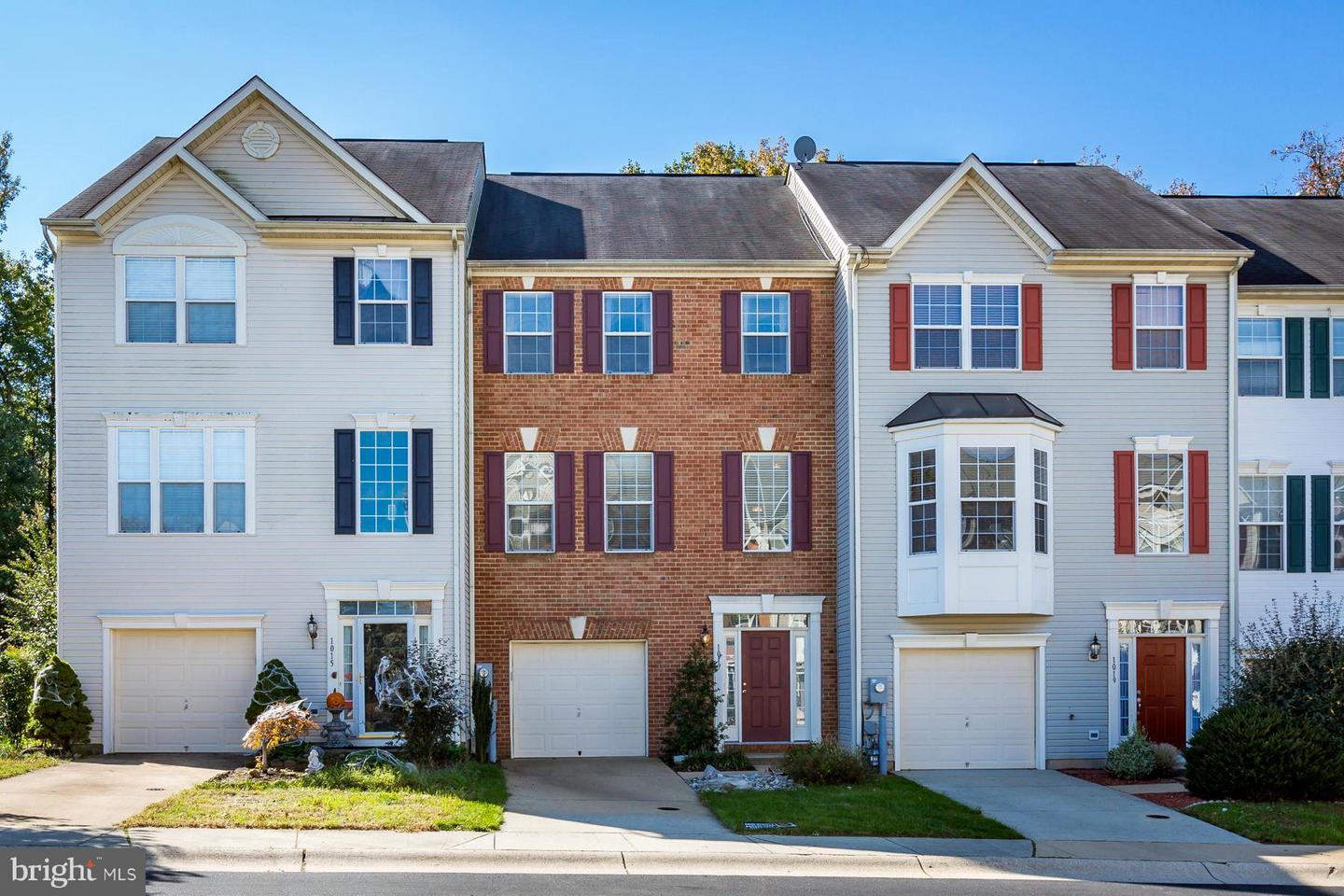 1017 MEANDERING WAY, ODENTON, Maryland