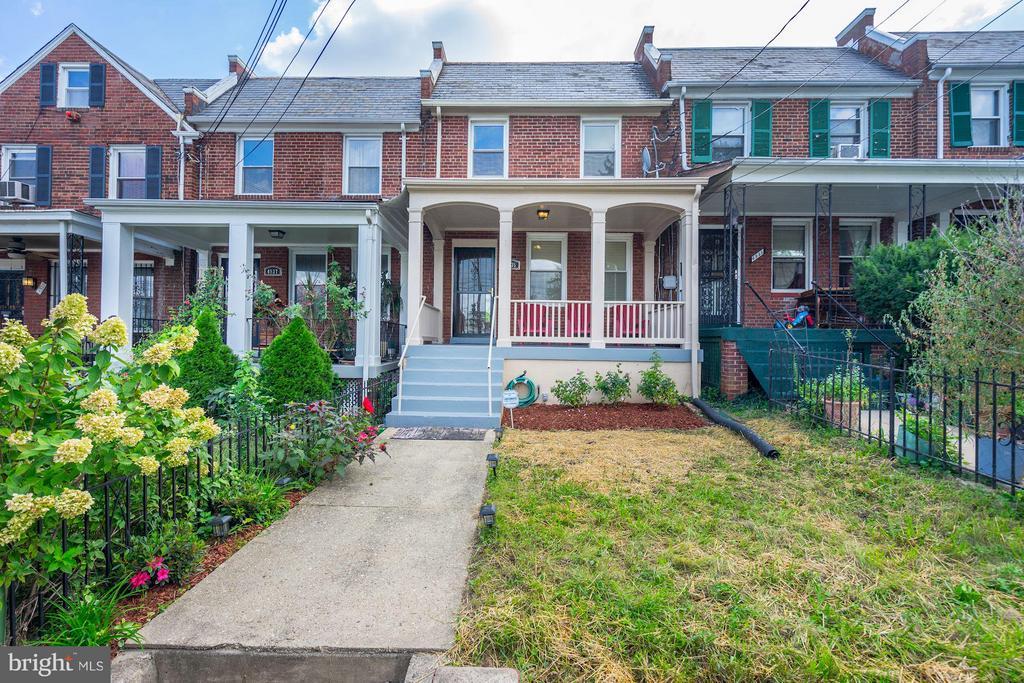 Exterior (Front) - 4935 NEW HAMPSHIRE AVE NW, WASHINGTON