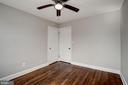 Bedroom 3 - 4935 NEW HAMPSHIRE AVE NW, WASHINGTON