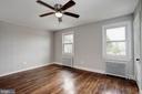 Bedroom (Master) - 4935 NEW HAMPSHIRE AVE NW, WASHINGTON