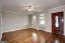 Living Room - 4935 NEW HAMPSHIRE AVE NW, WASHINGTON
