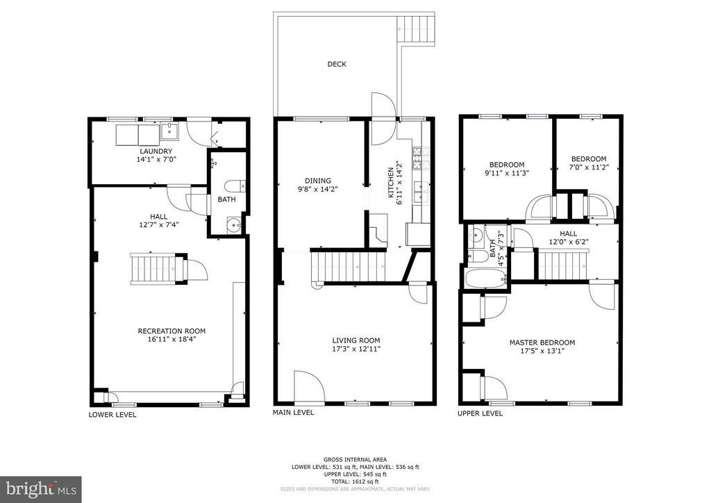Floor Plan - 4935 NEW HAMPSHIRE AVE NW, WASHINGTON