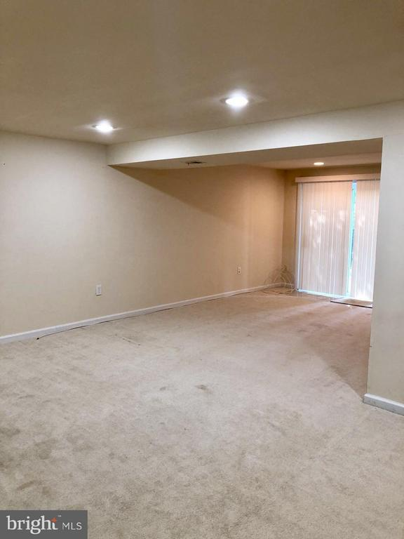 Finished basement - 10901 FOX SPARROW CT, FAIRFAX