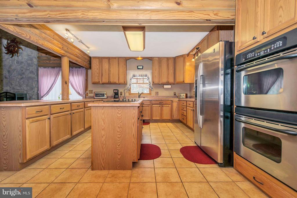 Kitchen - 7920 FORKED LN, FREDERICKSBURG