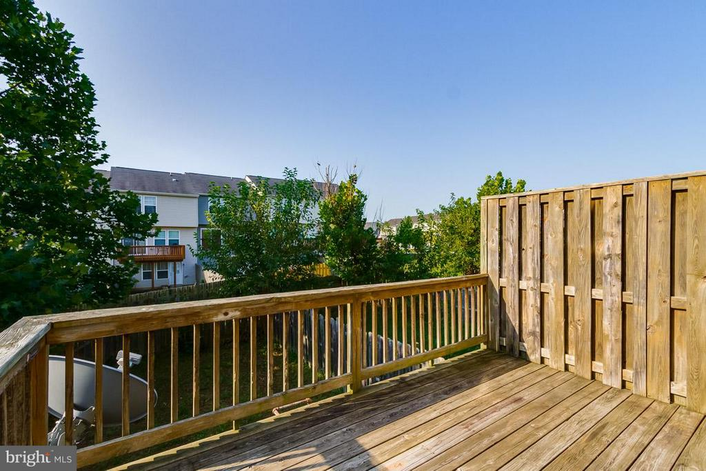 Mature Trees for Privacy - 319 COPPERFIELD LN, WINCHESTER