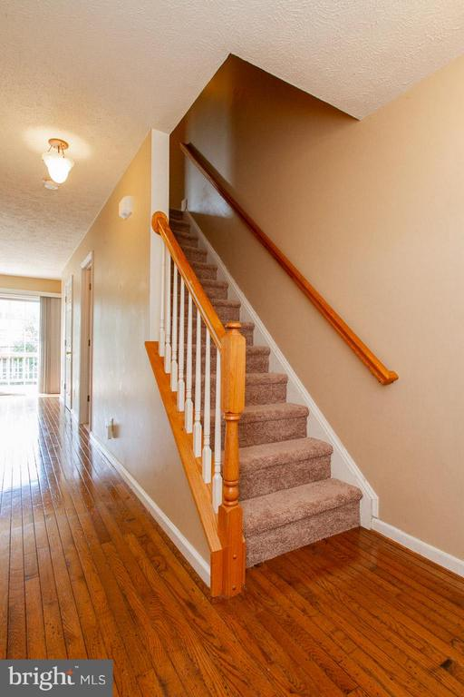 Foyer - 319 COPPERFIELD LN, WINCHESTER