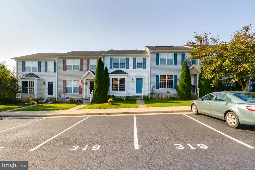 Two Assigned Parking Spaces - 319 COPPERFIELD LN, WINCHESTER