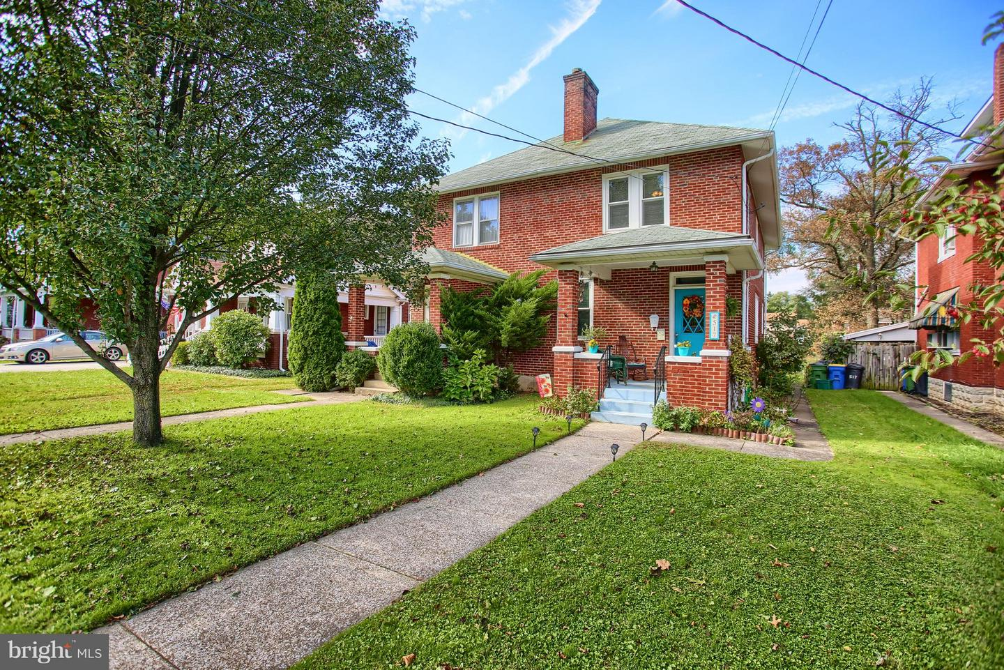 Photo of home for sale at 517 16th Street, New Cumberland PA
