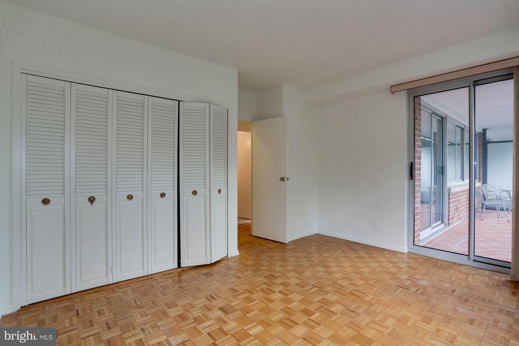 Bedroom - 3900 WATSON PL NW #G1C-B, WASHINGTON
