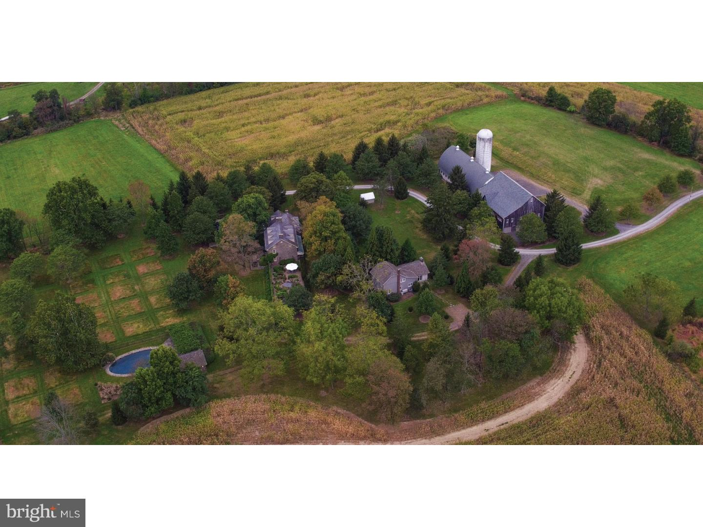 Single Family Home for Sale at 7248 GROVELAND Road Pipersville, Pennsylvania 18947 United States