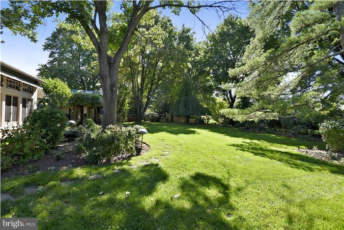 Private Backyard - 11208 STEPHALEE LN, ROCKVILLE