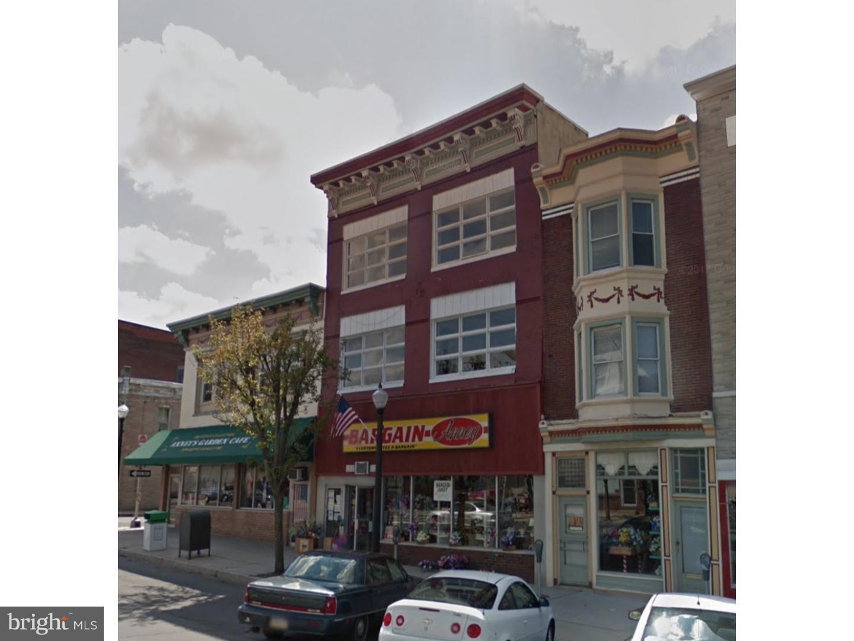 Single Family Home for Sale at 108 N MAIN Street Shenandoah, Pennsylvania 17976 United States