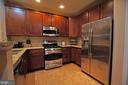 Kitchen - 43371 LOCUST DALE TER #118, ASHBURN