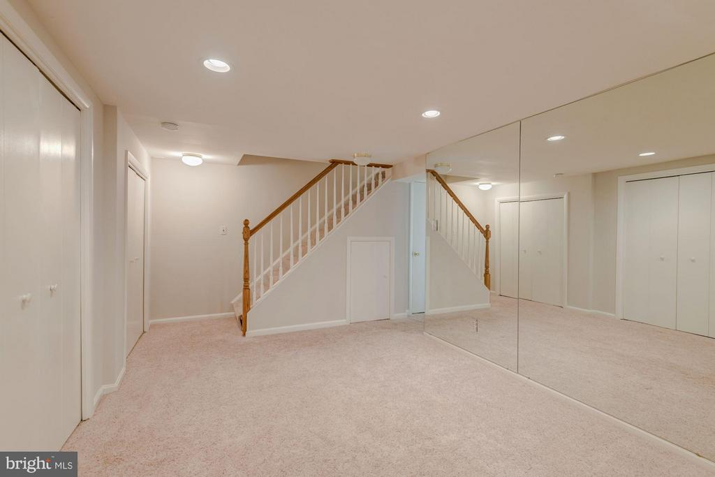 Basement - 4715 JAMESTOWN RD, BETHESDA