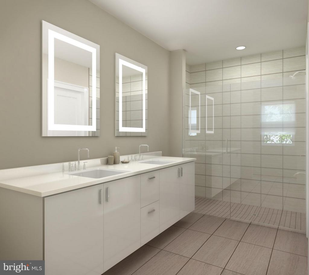 Artist rendering - 1745 N ST NW #308, WASHINGTON
