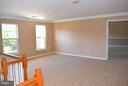 Second Family Room Upstairs - 25804 SPRING FARM CIR, CHANTILLY