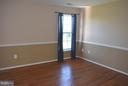 3rd Bedroom Upstairs - 25804 SPRING FARM CIR, CHANTILLY