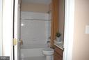 Full Bath Upstairs - 25804 SPRING FARM CIR, CHANTILLY
