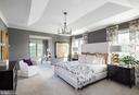 Duke Master Bedroom - 4602 BRIDLE RIDGE RD, UPPER MARLBORO